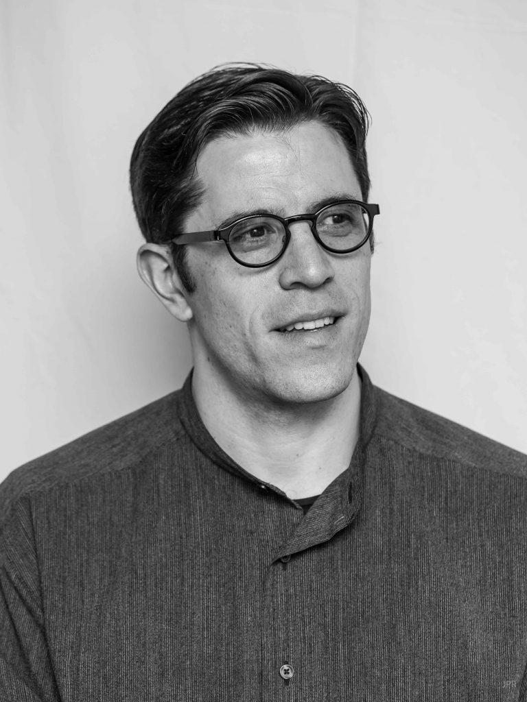 Saul Headshot by JP de Ruiter - https://janderuiter.zenfolio.com